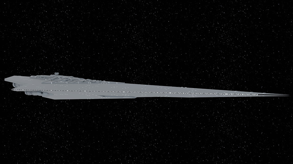 Executor-Class Super Star Destroyer Praetorian Guard