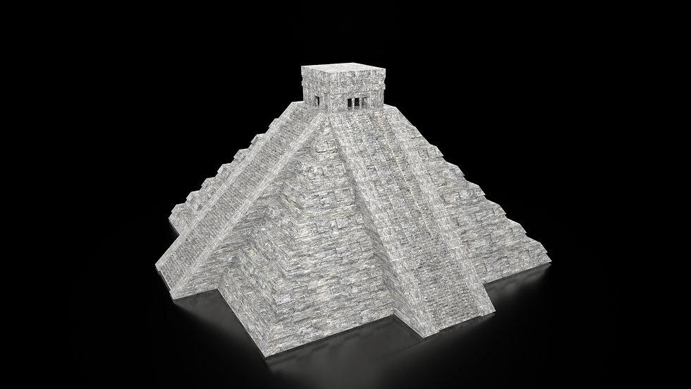 Mayan Temple Caesar
