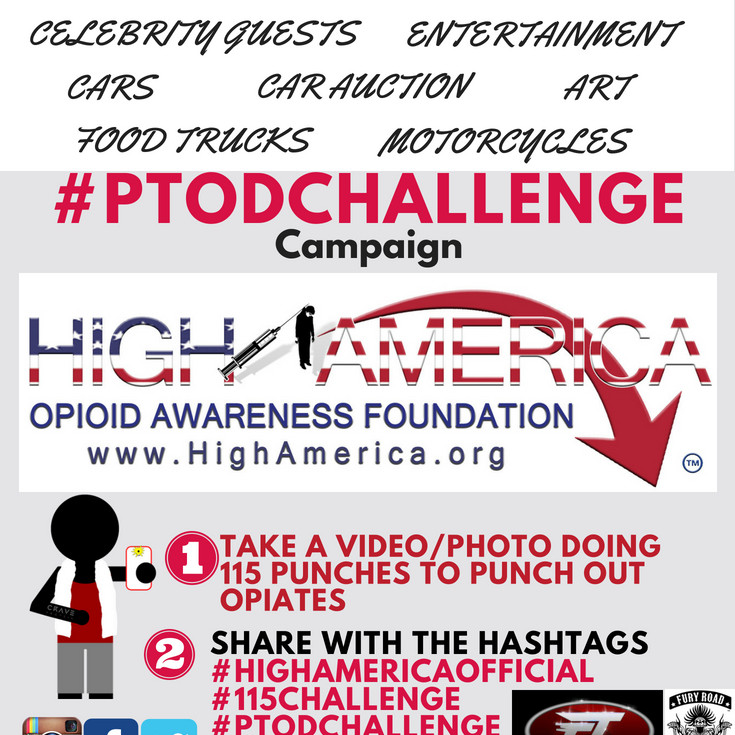 High America PTOD Launch Party