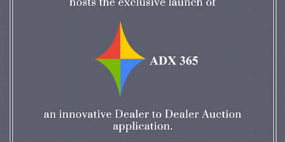 The Charter Agency (formerly Silent Yachts) hosts the exclusive launch of ADX365