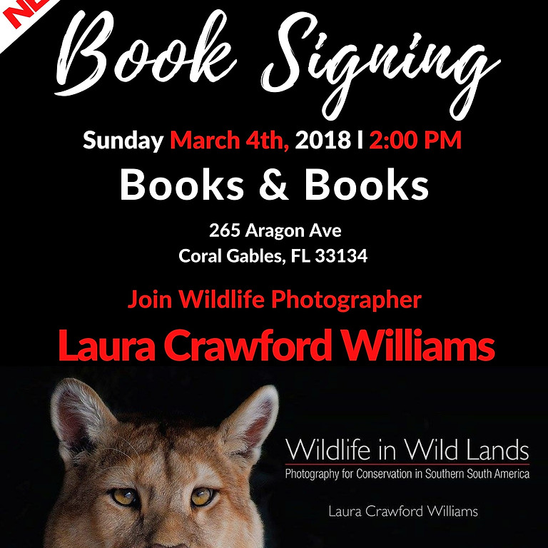 Books & Books: Laura Crawford Williams Book Signing (1)