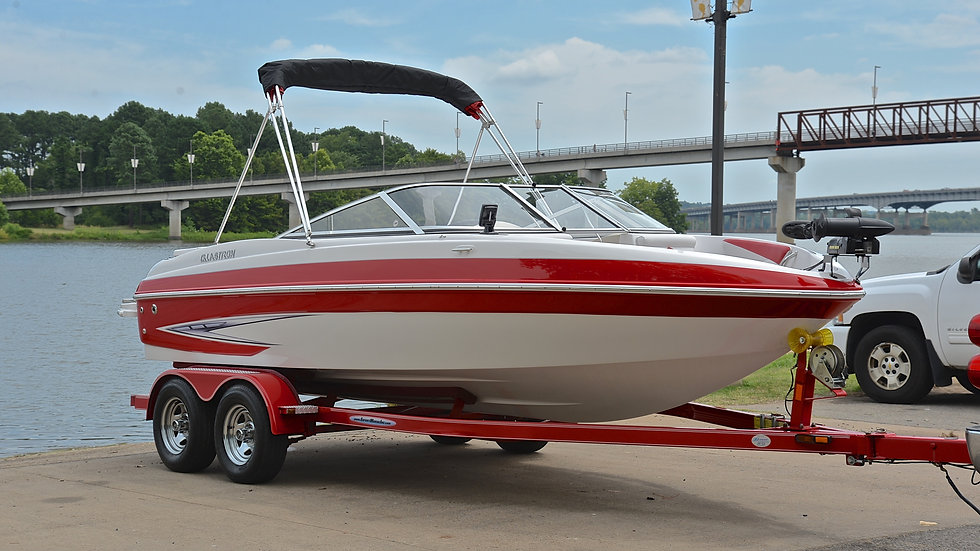 2011 Glastron GT205 Fish Ski