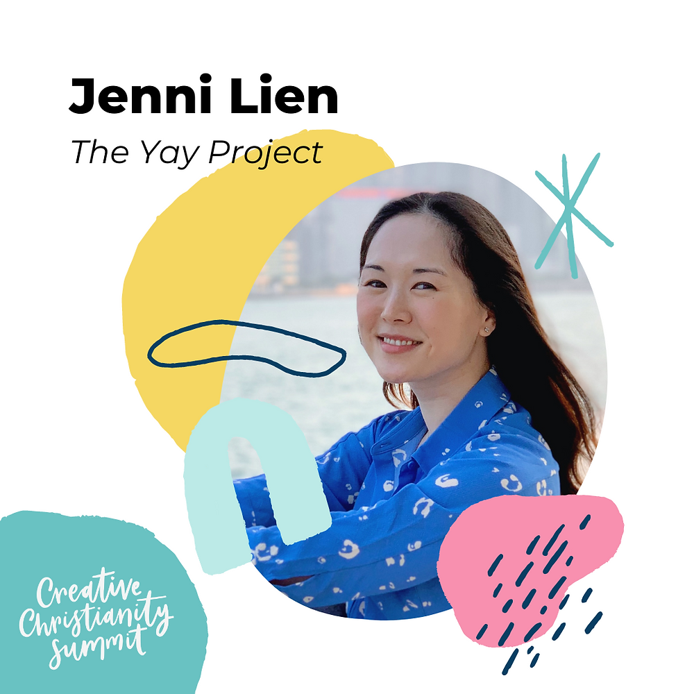 Jenni Lien of The Yay Project