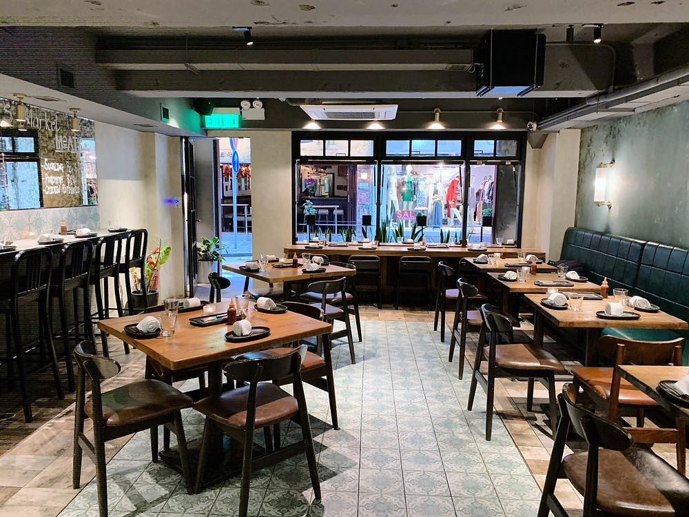 Meats Restaurant by Pirata Group Hong Kong