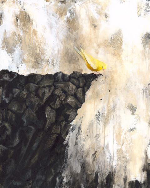 Mel Kistner Art Facing Fear