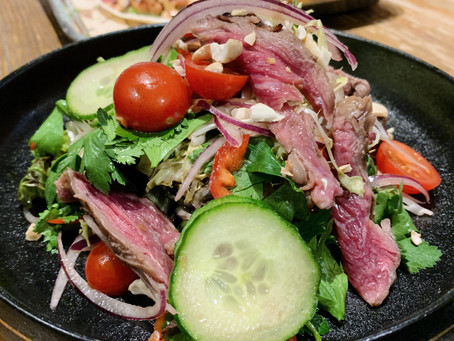 New chef and lunch menu review: MEATS by Pirata Group in Soho, Hong Kong