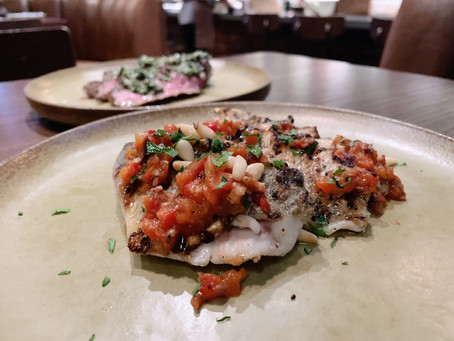 New lunch review: Mr Brown, a grill restaurant in Wan Chai, Hong Kong