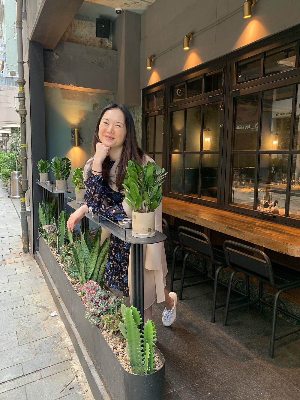 Jenni Lien food blogger