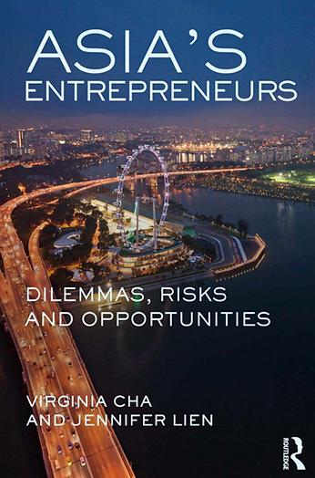 Asia's Entrepreneurs Book