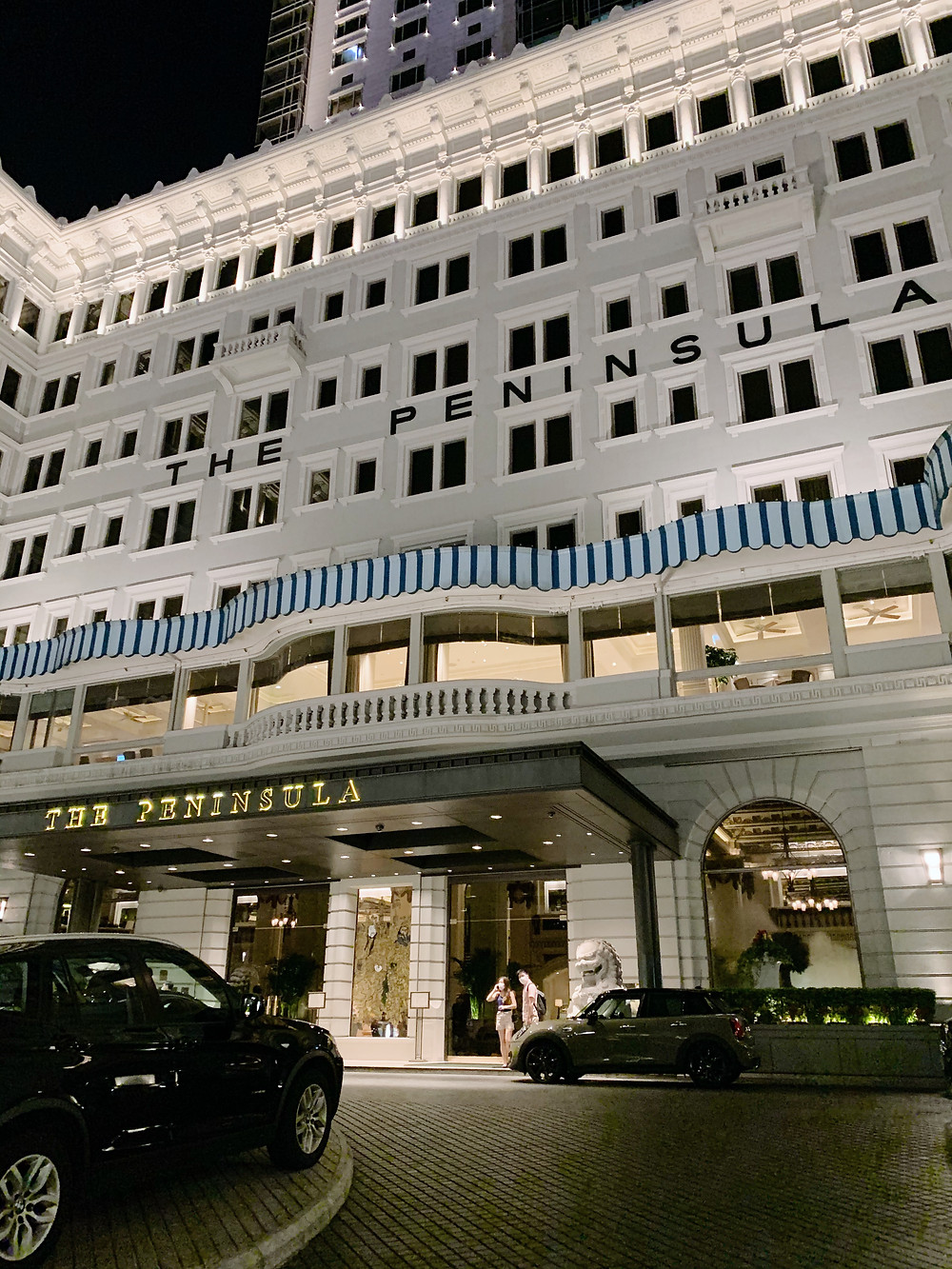 The Peninsula Hotel Hong Kong blog review by Jenni Lien