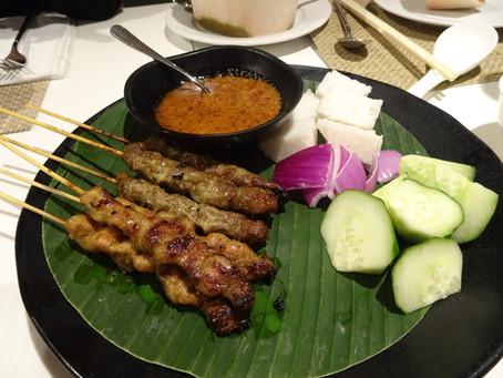 Malaysian restaurant review: Cafe Malacca at Hotel Jen, Hong Kong