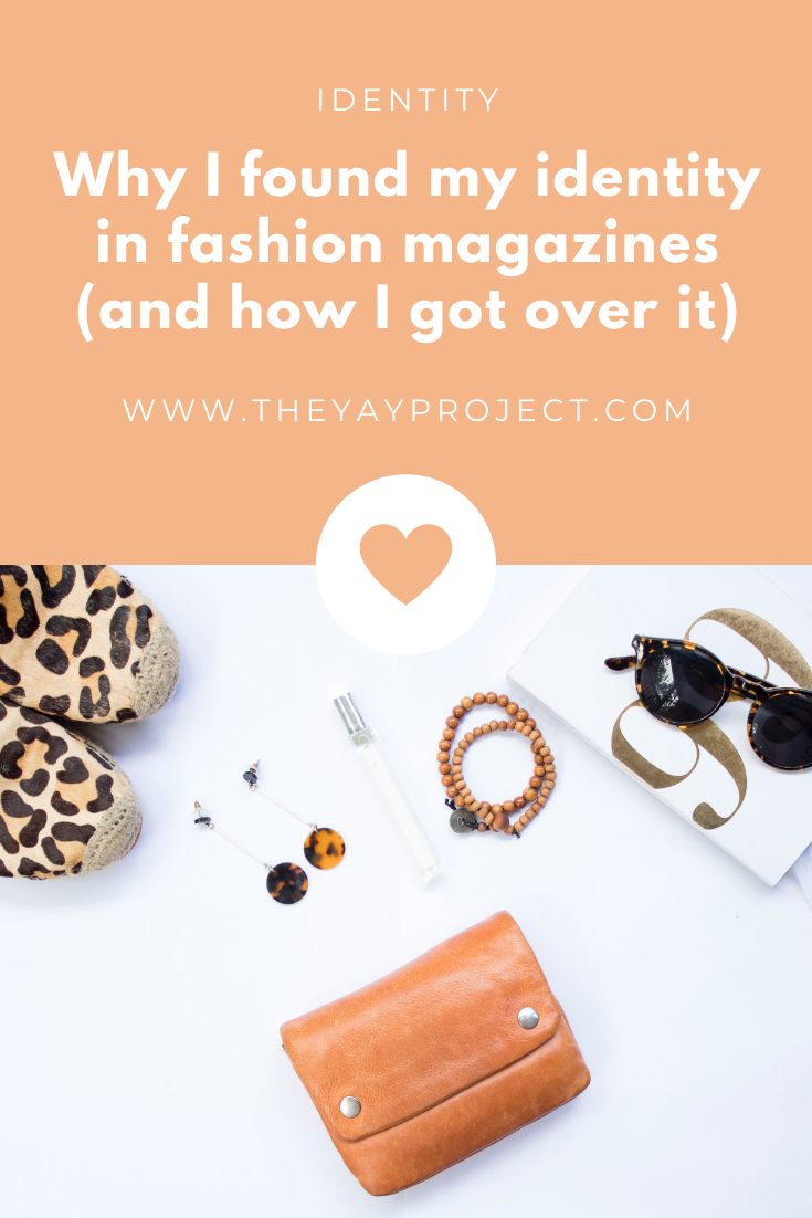 Christian blog about fashion and identity by Jenni Lien of The Yay Project