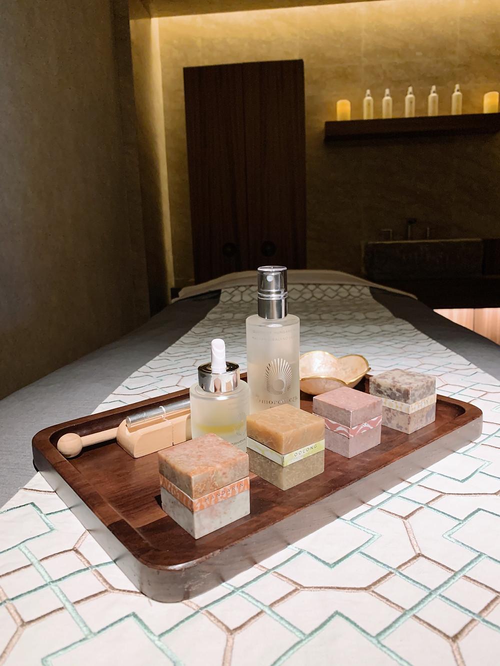 Spa at Kerry Hotel Hong Kong