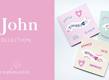 New Greeting Cards | Wildergeese x The Yay Project