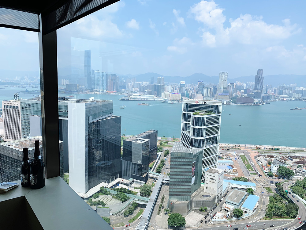 The Upper House Hotel, Hong Kong