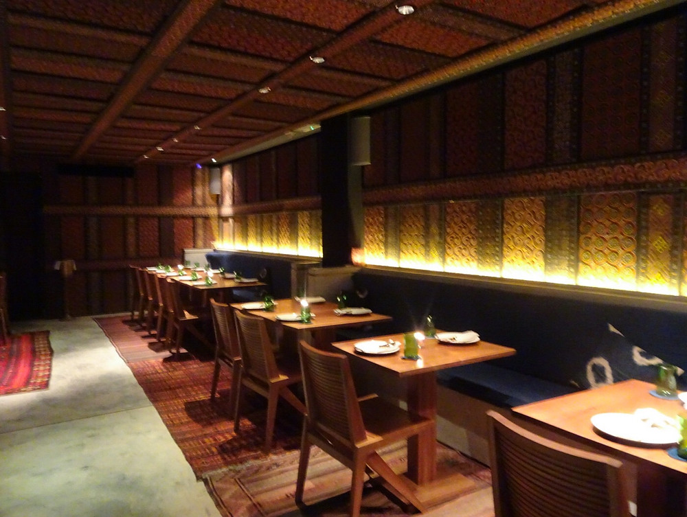 Kaum Indonesian restaurant by Potato Head in Hong Kong