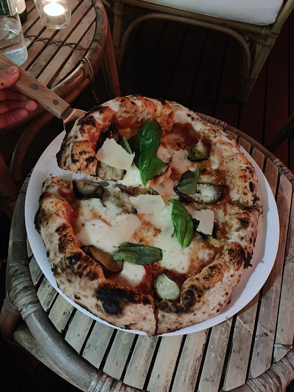 Kytaly pizza restaurant in Hong Kong