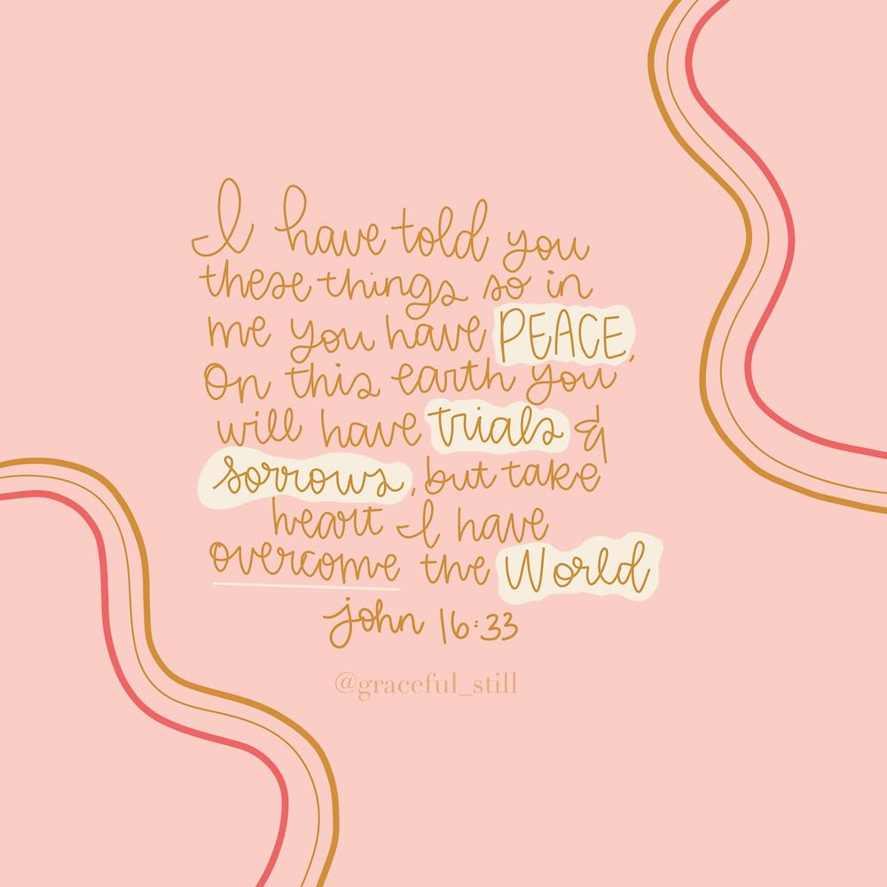 Graceful Still Christian Blog
