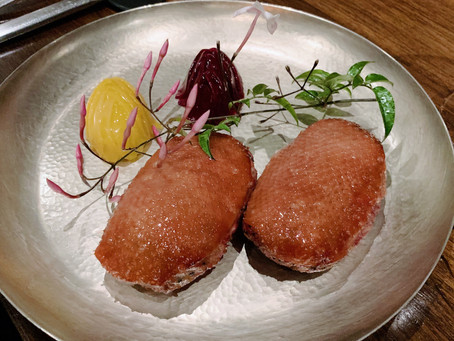 Restaurant review: Benu by Chef Corey Lee in San Francisco, USA (3 Michelin stars)