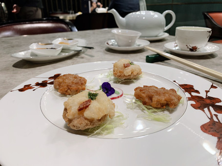 Ying Jee Club | New 8-Course Nostalgic Tasting Menu (2 Michelin Stars)