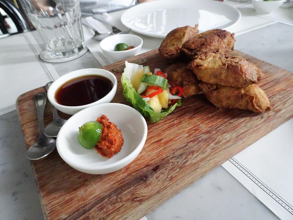 Violet Oon restaurant in Bukit Timah Singapore