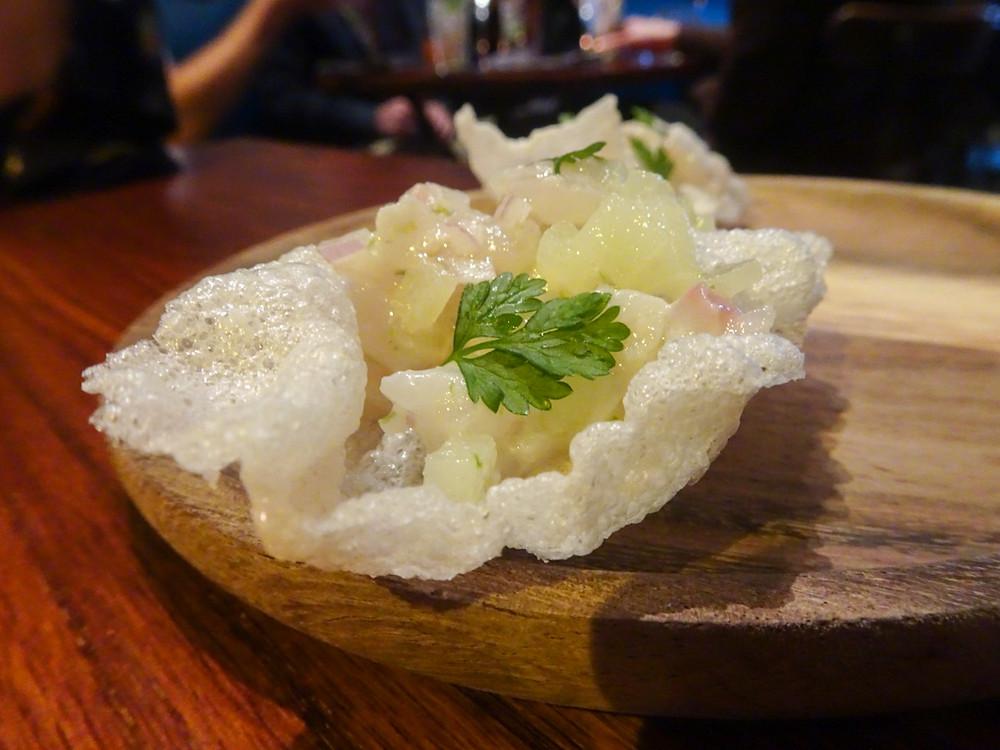 Food at Beet Restaurant by Barry Quek in Hong Kong
