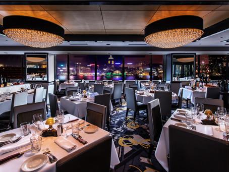 Steakhouse restaurant review: Morton's of Chicago, Hong Kong