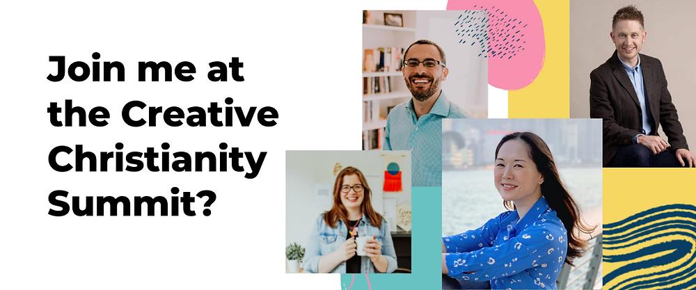 Creative Christianity Summit-Jenni Lien
