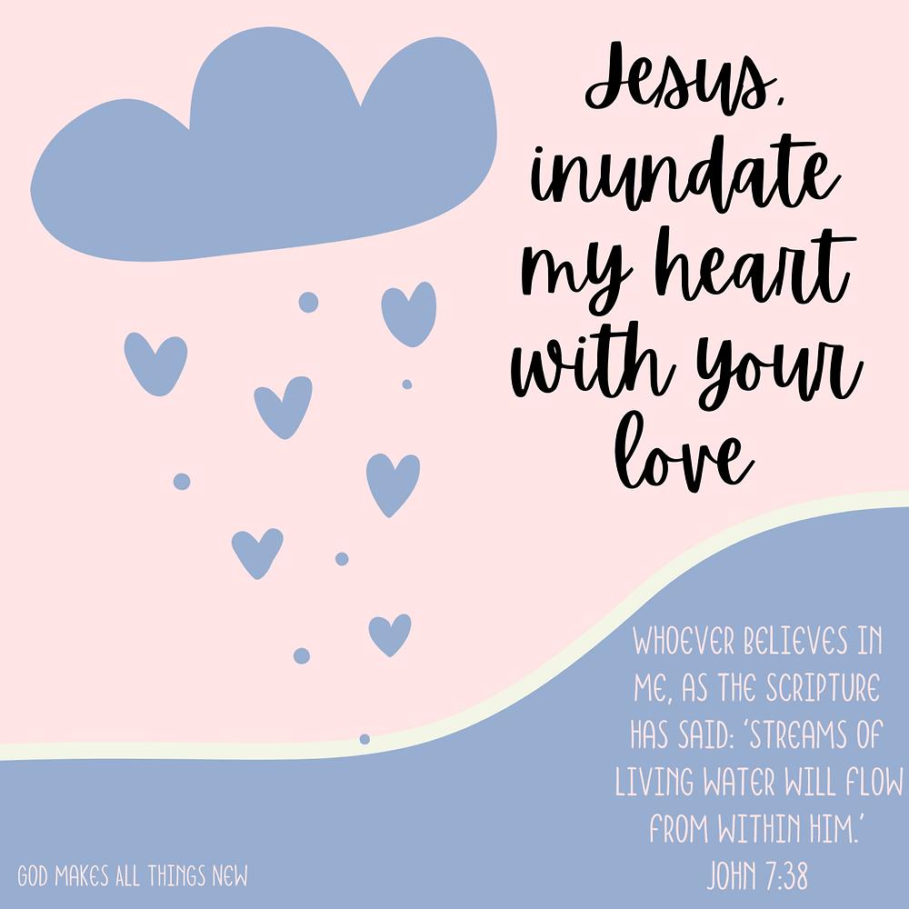 God Makes All Things New blog by Melanie