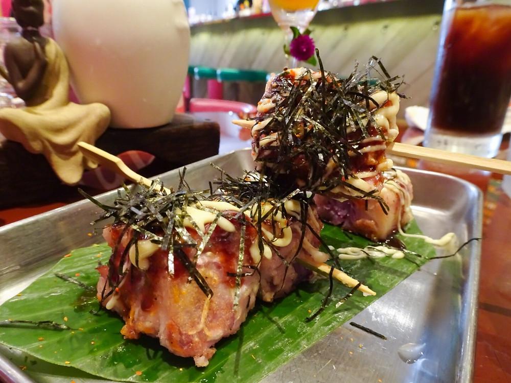 Mrs Pound restaurant in Hong Kong