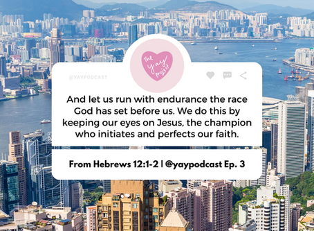 You Are You Podcast Ep 3: On Childlike Faith, Waiting for Marriage & Believing God for Impossible