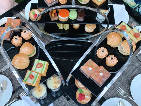 Review: Afternoon tea at The Fullerton Bay Hotel, Singapore