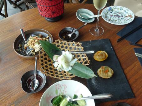 New Sichuan brunch: Hutong, TST, Hong Kong