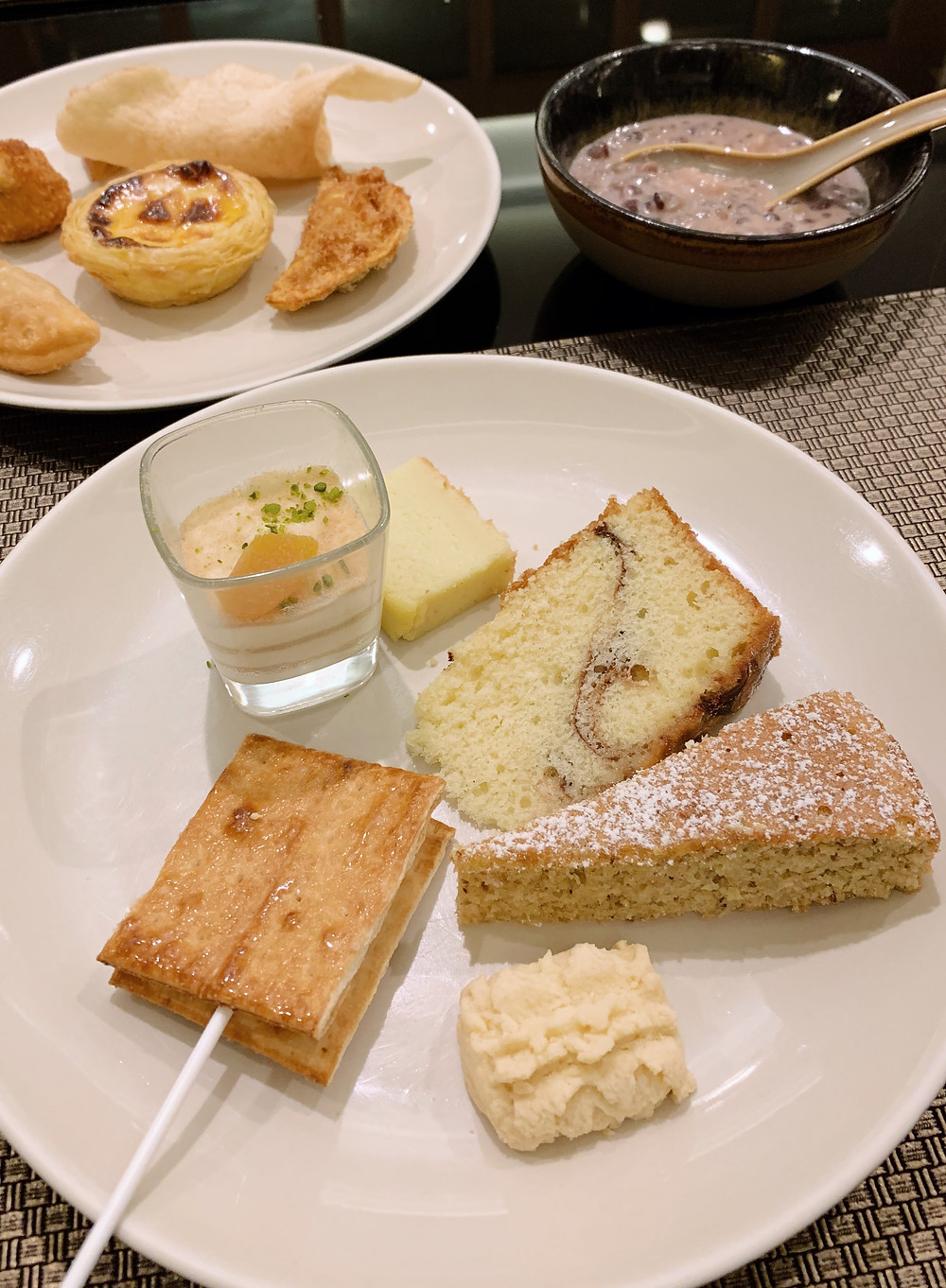Cha gordo afternoon tea at the St Regis Hotel in Macao