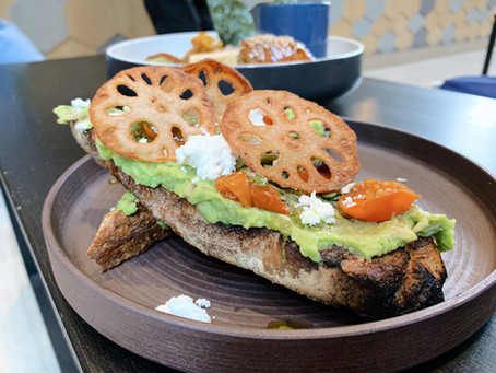 Japanese cafe review: THE ALP, Causeway Bay, Hong Kong