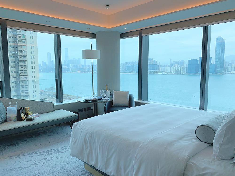 Hyatt Centric Victorial Harbour Hotel in Hong Kong