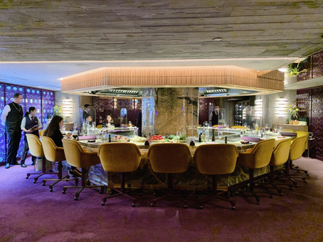 Restaurant review: Crown Super Deluxe's new seasonal seafood menu from Chef Toru Takano