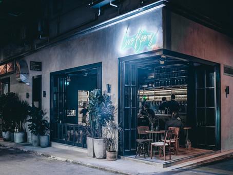 Bar review: Blue Supreme, Hong Kong