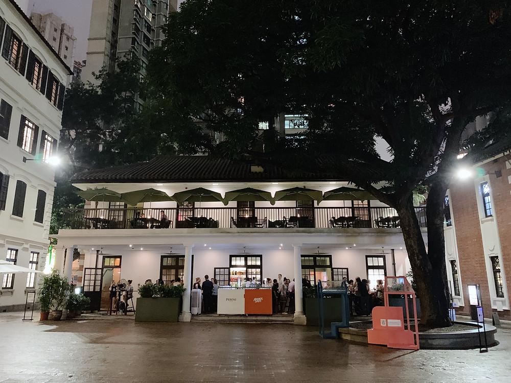 Aaharn restaurant in Hong Kong
