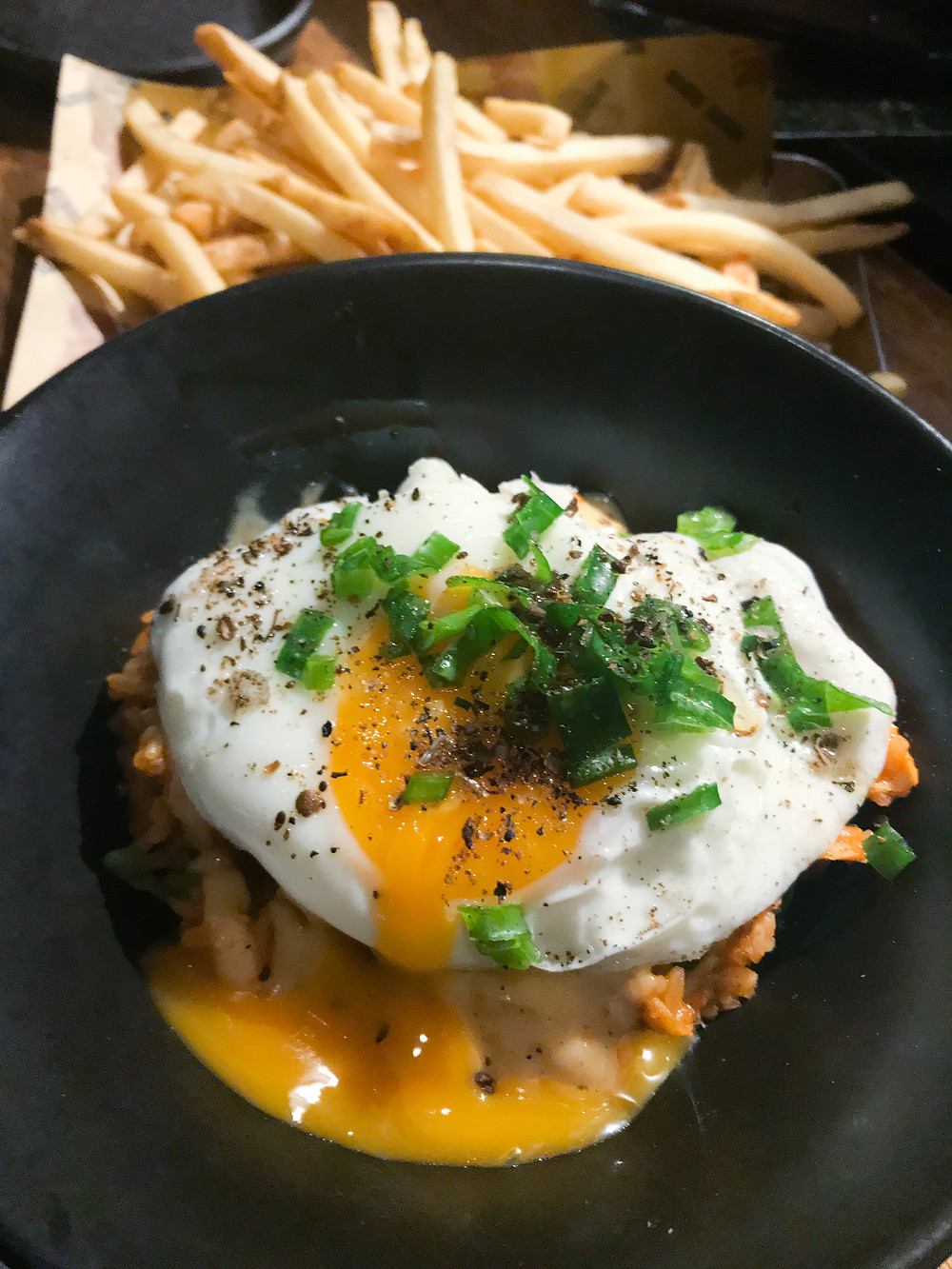 Food at MEATS restaurant by Pirata Group in Soho Hong Kong