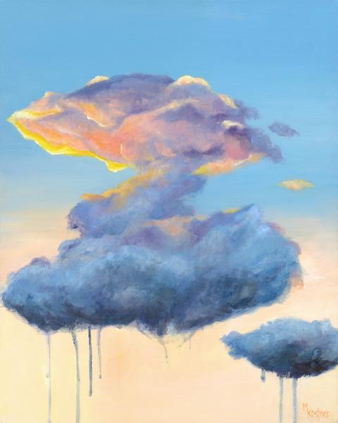 Mel Kistner Art Sorrow and Joy