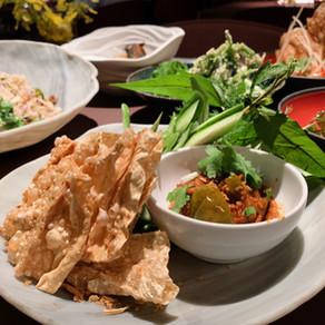 New chef and menu review: Aaharn, David Thompson's Thai restaurant, Hong Kong (1 Michelin star)