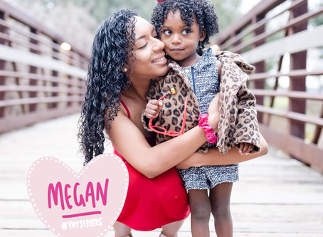 Yay Sisters | Megan, a wife and mother of 4 based in Texas, USA