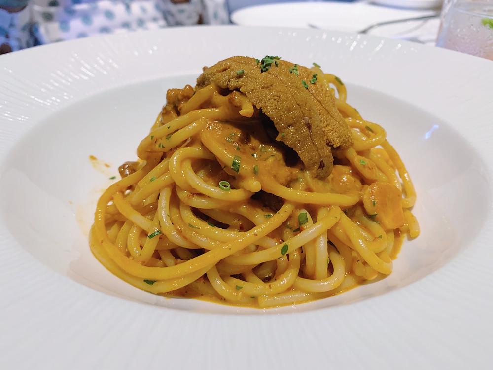 Velo Italian restaurant at K11 Musea