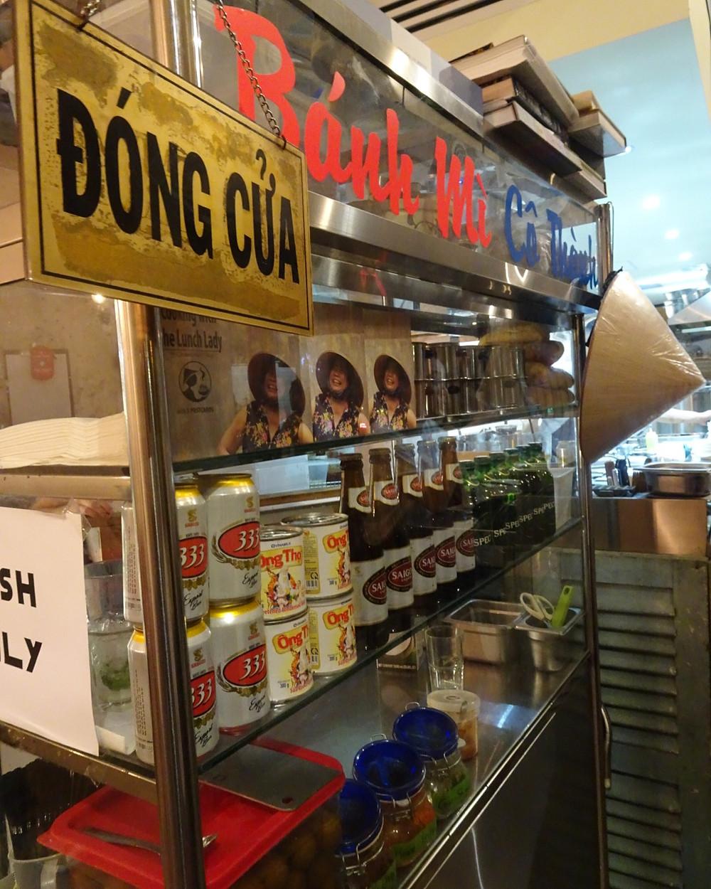 Co Thanh Vietnamese restaurant in Hong Kong