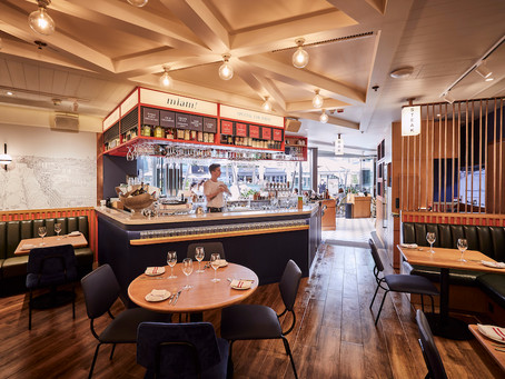 District 8 | New Parisian-inspired steak frites spot at Civic Square