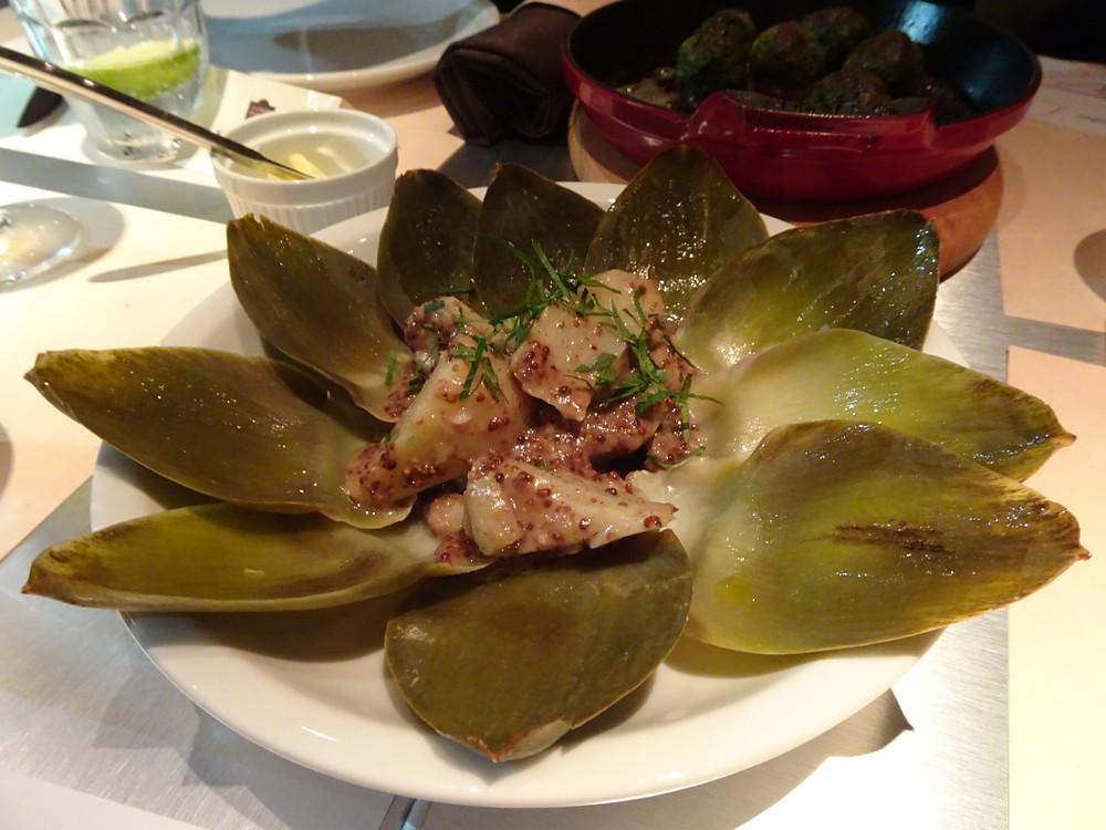Terroir Parisien French restaurant in Hong Kong by Yannick Alleno