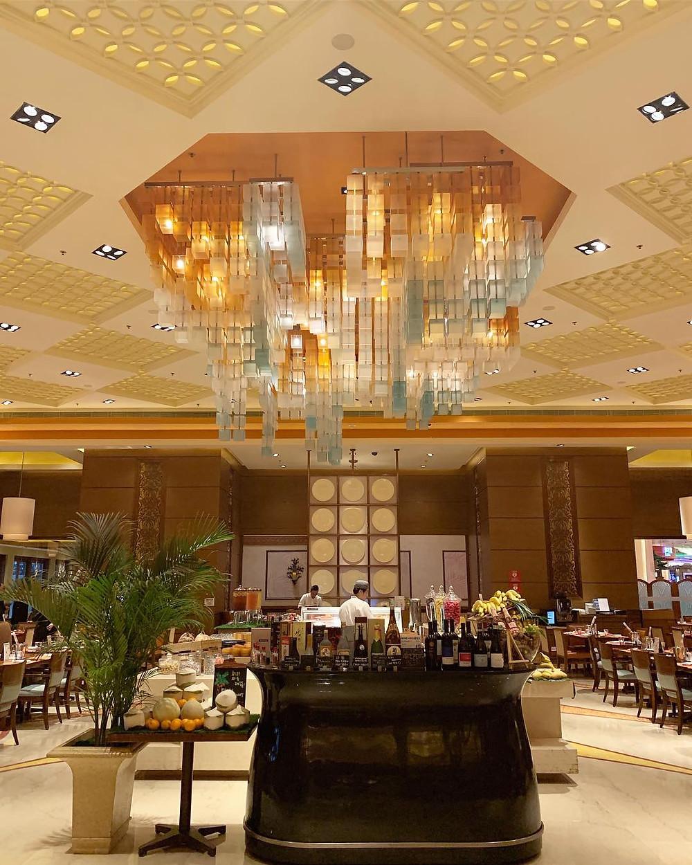 Sheraton Grand Hotel in Macao
