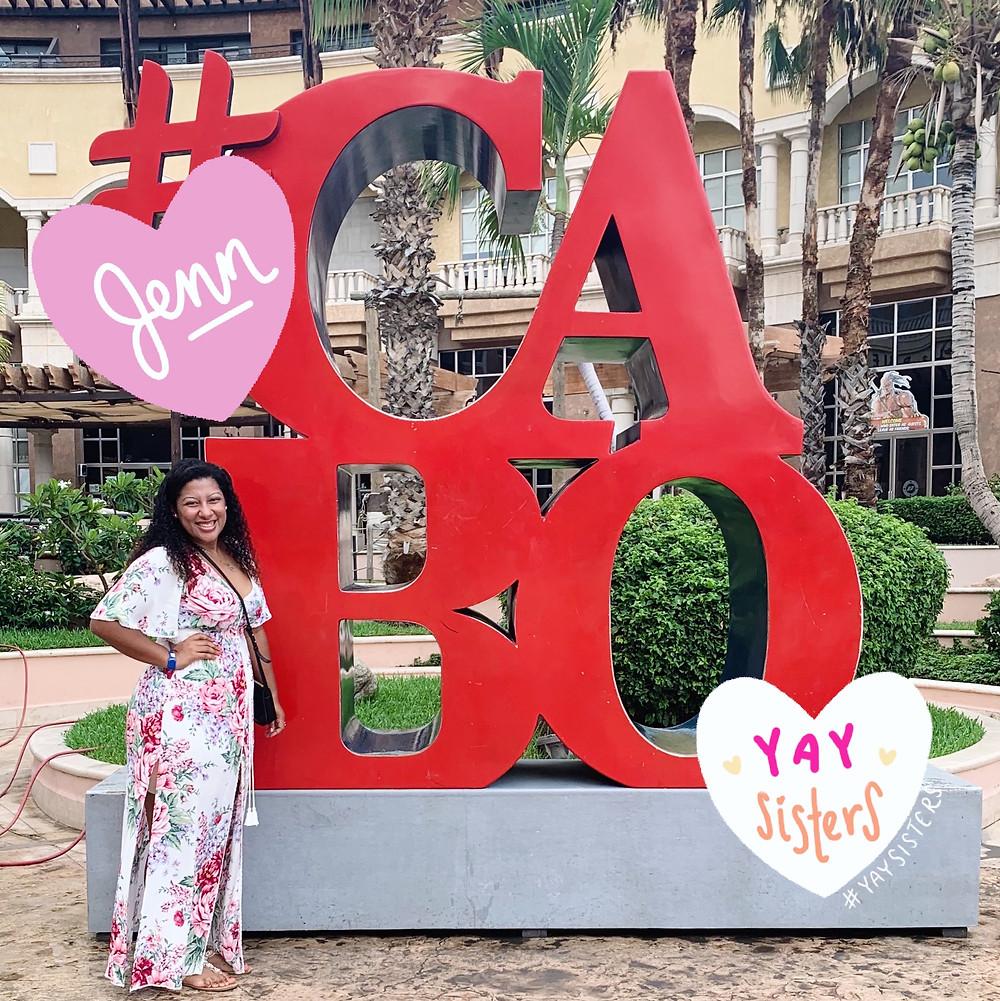 Jenn Mejia of Graceful Still Christian Blog on The Yay Project