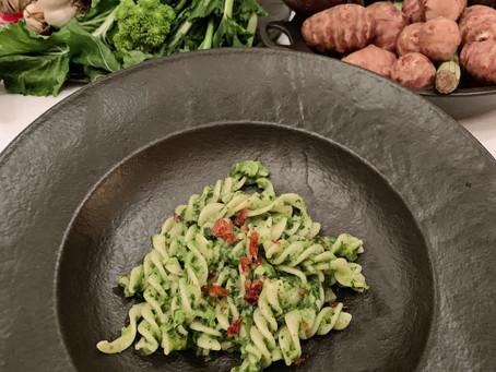 Giando | New 6-course winter vegetarian menu